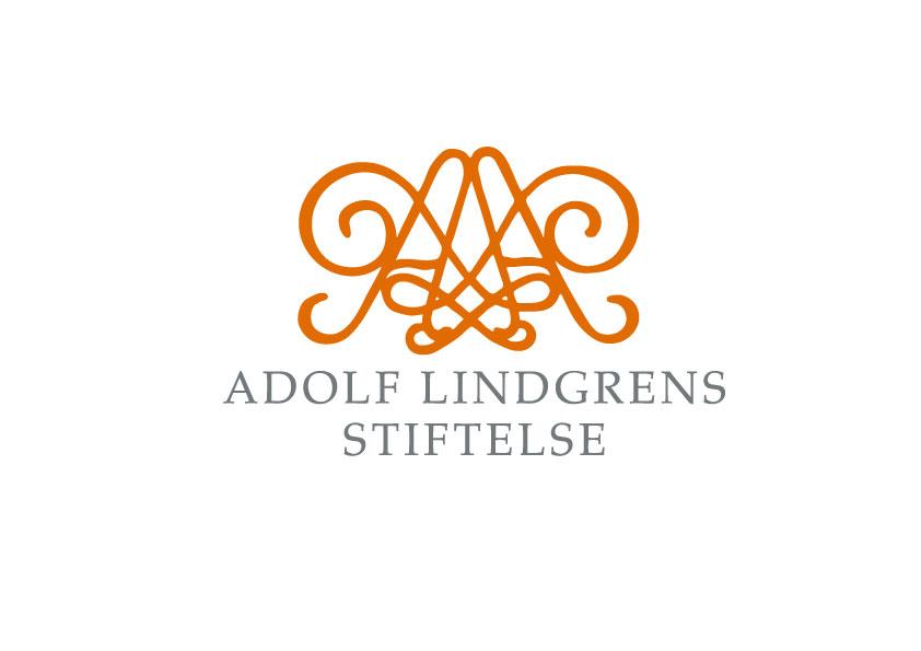 Adolf Lindgren logotype