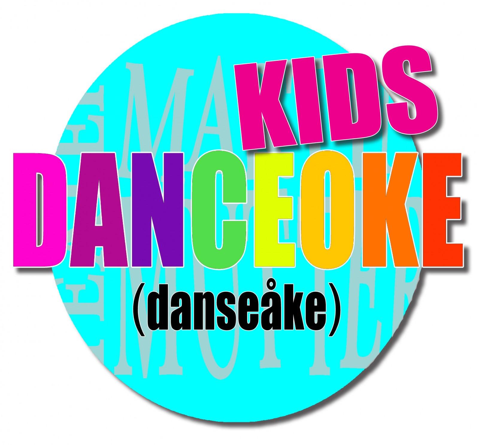 Logga Danceoke Kids